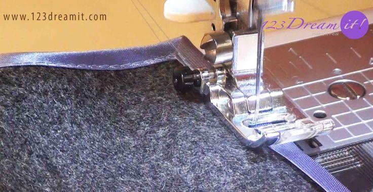 Aprende a coser esquinas perfectas con bies