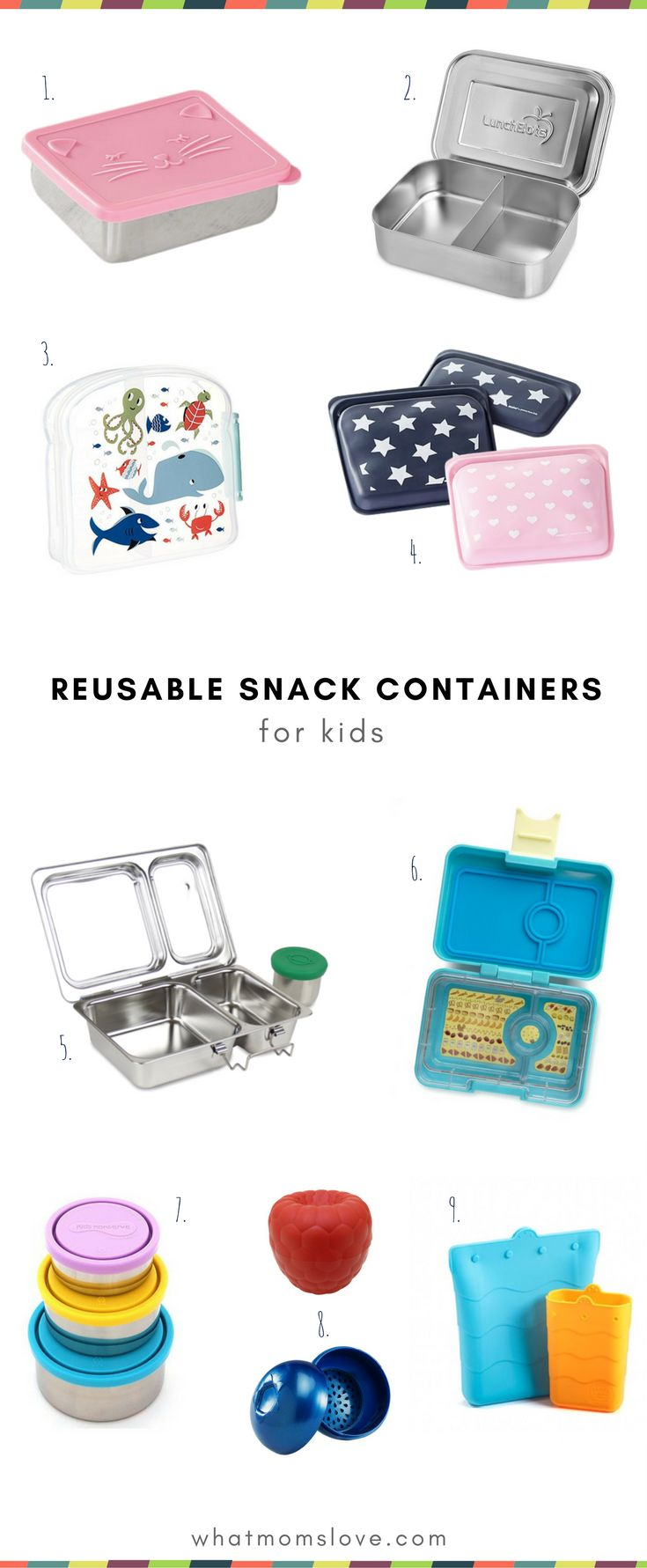 Best Reusable Containers for kids school lunches   Forget the tupperware, bring on the  stainless steel and eco-friendly ways to pack a great school lunch box for kids from kindergarteners to teens   Back to School Guide