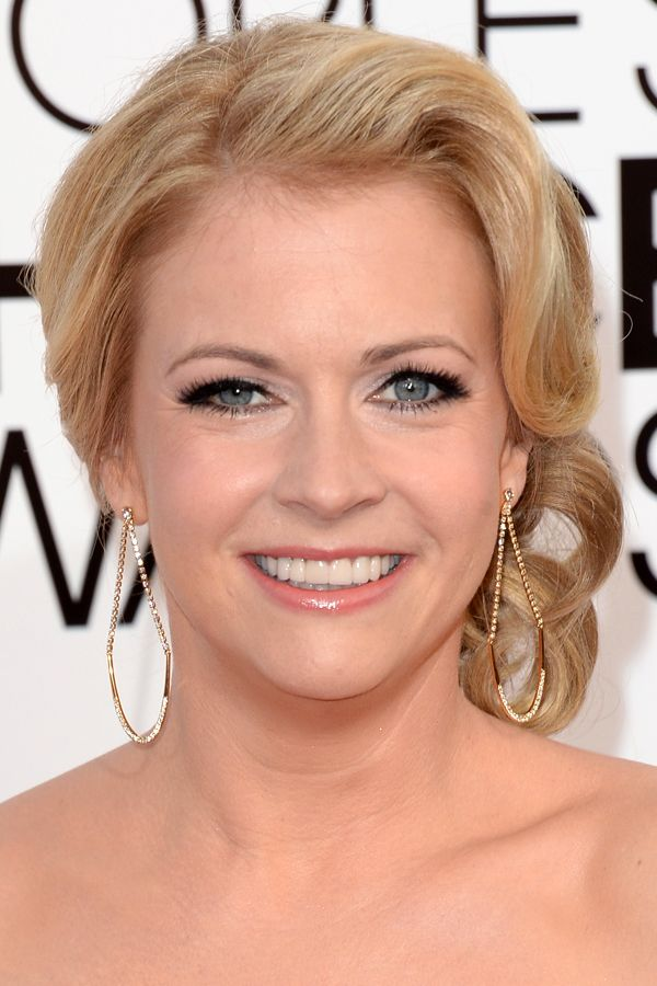 Melissa Joan Hart at the 2014 People's Choice Awards http://beautyeditor.ca/2014/01/09/peoples-choice-awards-2014/
