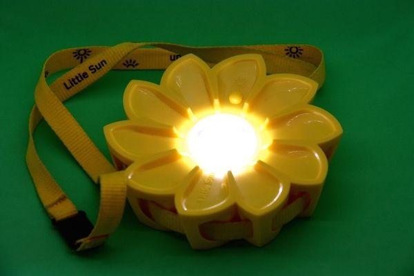 The Solar Light Company - Little Sun, £19.95 (http://www.thesolarlightcompany.co.uk/little-sun/)