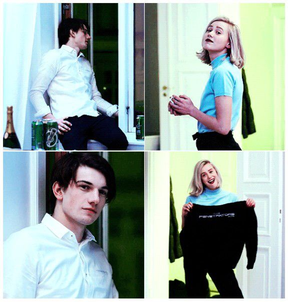 #noora and #william #skam