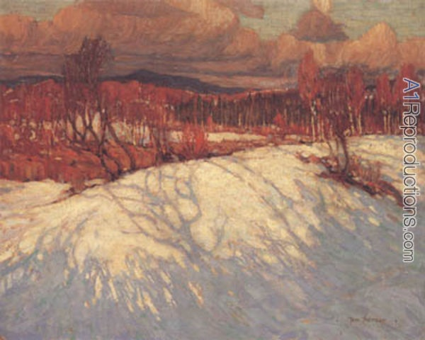 Afternoon, Algonquin Park by Tom Thomson