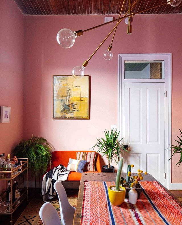still loooving this space in probablythis former new orleans home rh pinterest com