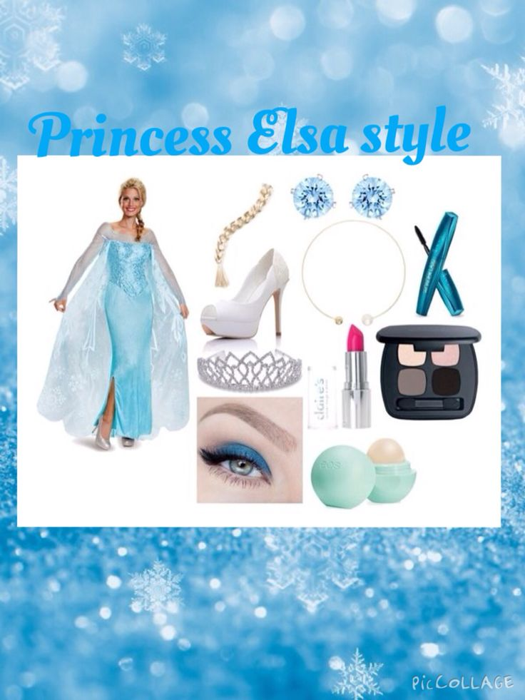 My style for a Disney princess