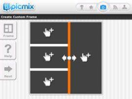 Crear collages de fotos en Blackberry con PicMix (Sin marcas de agua)