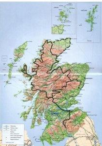 Motorbike Tours Since 1985. Scotland Motorbike Tour - Scotland Raid Glencoe Isle of Skye Whisky Country Borders