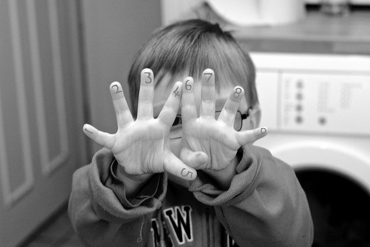 9 fingers - Happy 9th Birthday Flickr (for sunday)