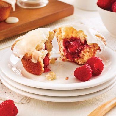 Muffins à la confiture - Desserts - Recettes 5-15 - Recettes express 5/15 - Pratico Pratique