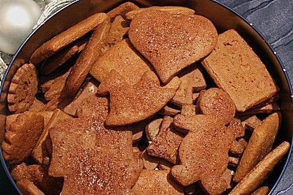 Omas Lebkuchen - ein sehr altes Rezept! (Rezept mit Bild)   Chefkoch.de