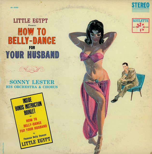 How To Belly Dance For Your Husband FYI @Tanya Tandoc: Vintage Bellydancefor, Album Covers, Sonny Lester, Bellydancemiddl Eastern, Belly Dance Vintage, How To, Egypt Belly Dance, Album Art, Classic Album