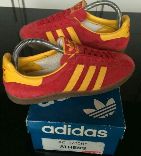 Another 'holy grail' colourway in vintage Jap Athens - one of my all time favourites