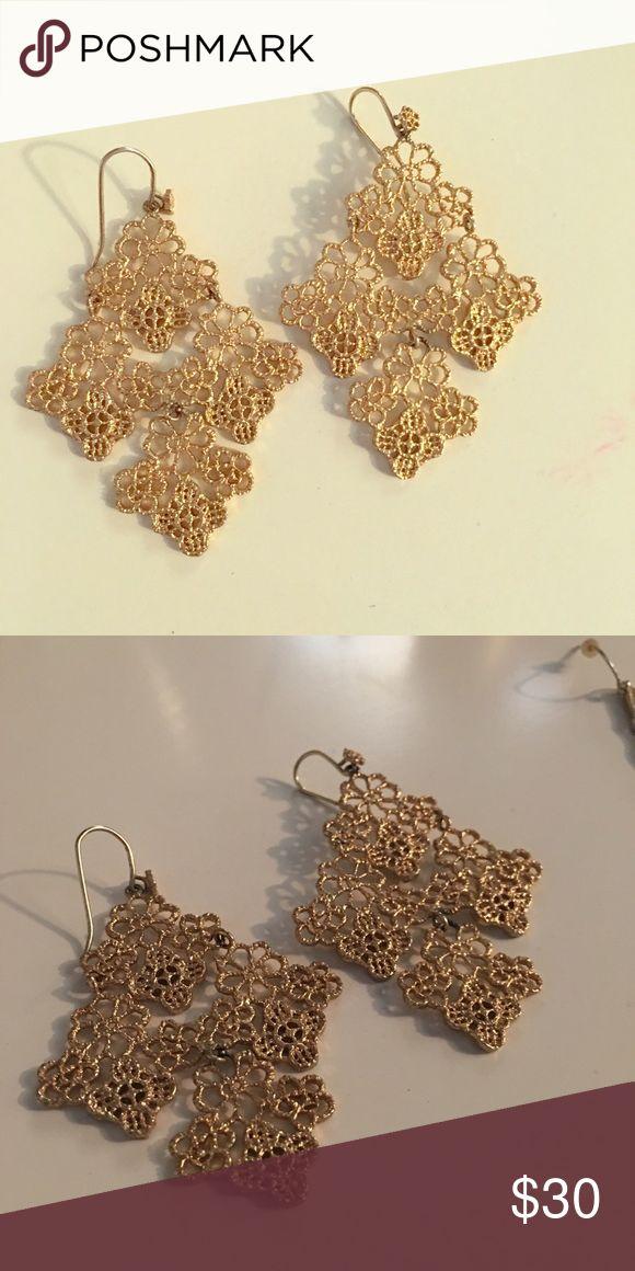 Stella and Dot earrings Stella and Dot earrings Stella & Dot Jewelry Earrings