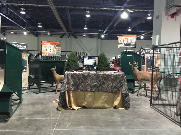 Priefert Wildlife Booth