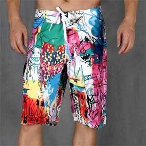 Мужские шорты для купания выкройка