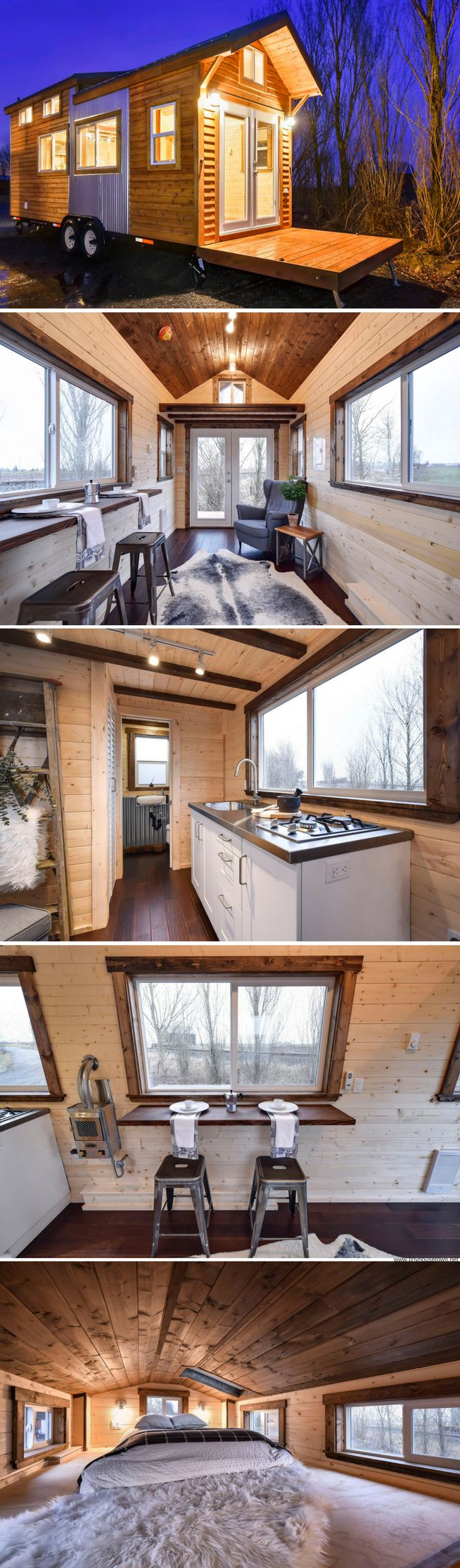 The Napa Edition tiny house