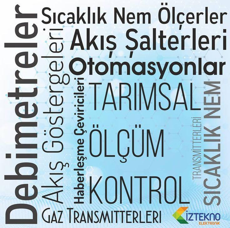 Ülkemiz için üretiyoruz, www.iztekno.com.tr  #iztekno