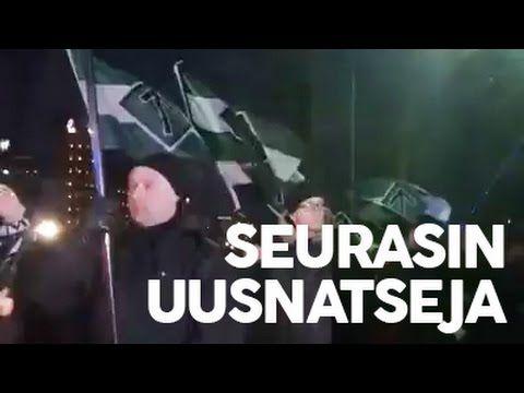 Kooste itsenäisyyspäivän mielenosoituksista