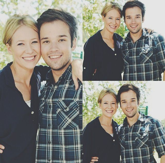 nathan kress then and now 2015. nathan kress and london! then now 2015 p