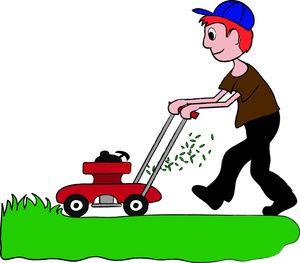 21 best lawn mower images on pinterest grass cutter lawn mower rh pinterest com grass cutter clipart man cutting grass clip art