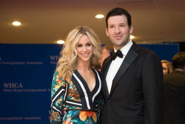 Instead of opening up Week 1 as the starting quarterback for the Dallas Cowboys, Tony Romo is kicking off a new season of fatherhood.