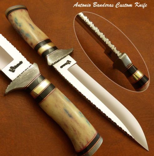 17 Best images about Knife file work on Pinterest ... Antonio Banderas Knives