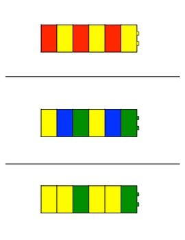DUPLO PATTERNING CARDS - TeachersPayTeachers.com