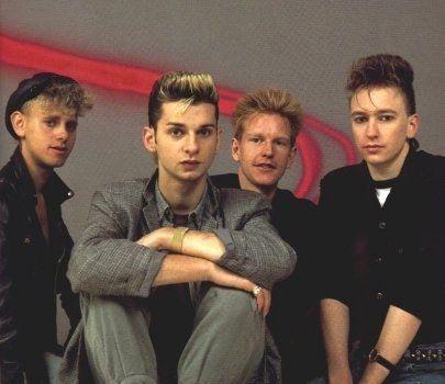 Depeche Mode - foto publicada por cassisdm - Depeche Mode - el álbum ...
