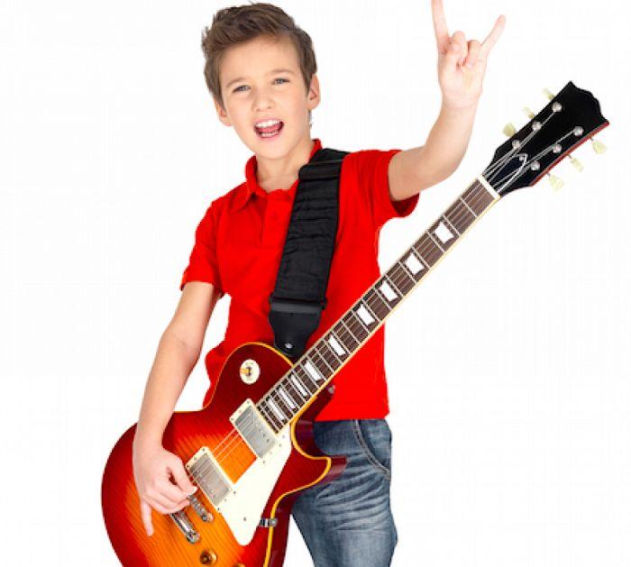 Een goede gitaar kiezen voor kinderen