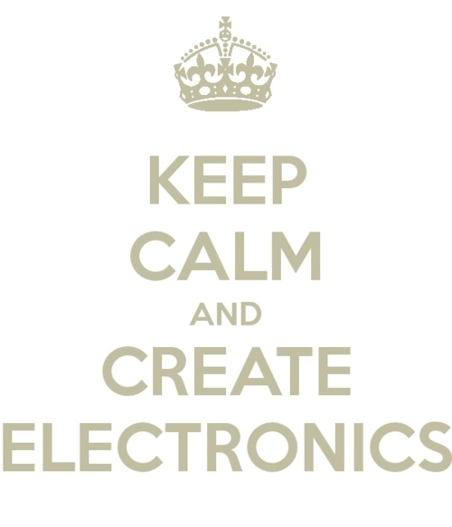 Create electronics