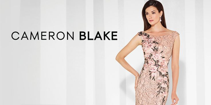 Cameron Blake by Mon Cheri is a classic, refined collection of mother of the bride dress sets, special occasion gowns & ladies dress suits. View the collection.