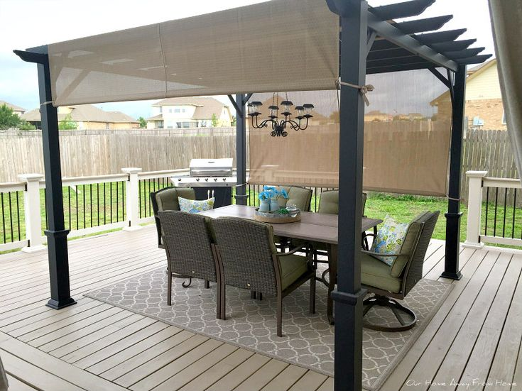 88 best Pergolas and Arbors images on Pinterest Canopy, Covered - outdoor k che ikea