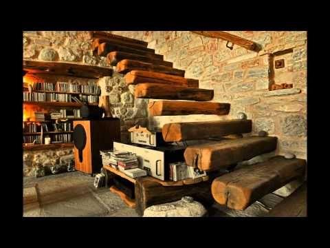 Πέτρινη Εξοχική Κατοικία στις Μηλιές Πηλίου