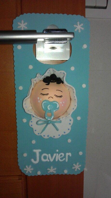 Fofucha ideas para regalar colgador para habitacion de bebe