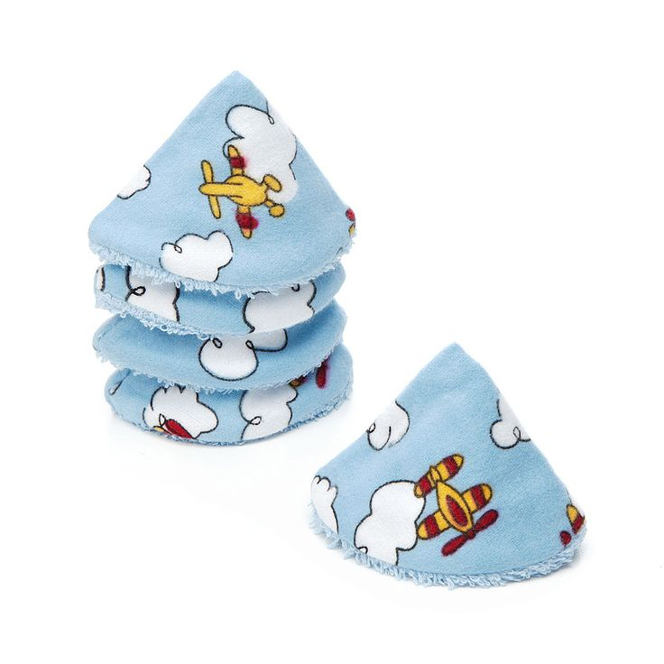 Pee pee teepees - Perfect for diaper-challenged parents of baby boys. A foolproof way to avoid nature's little accidents. All-cotton and machine-washable.