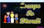 escape to duwali.Chottu , is happy to celebrate Diwali with his friends and family. He want to put crackers in the night, he missed the sparklers help him to find the sparklers. By finding clues like laddus, lamps and to solve puzzle.Trouvez l'allume pétards afin de faire la fête en utilisant les aides disponibles.