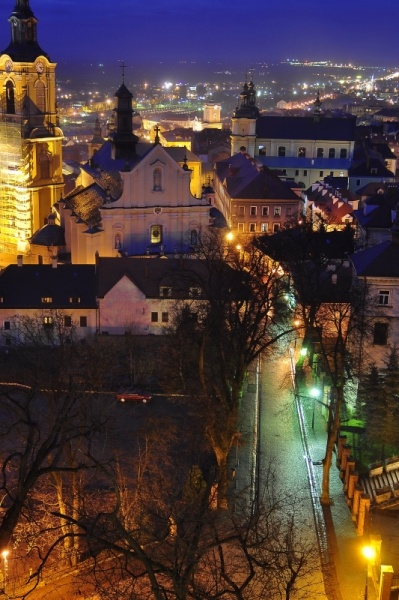 Przemysl, Poland - Where my family came from.