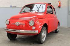 Fiat - 500 F - 1969