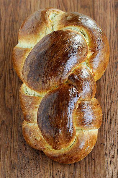 Rezept mit Bild für Butterzopf - Bärner Ankezüpfe