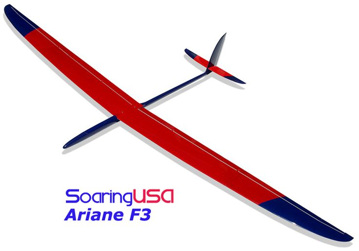Radio Controlled Sailplanes - RC Sailplane - RC Gliders -  www.soaringusa.com