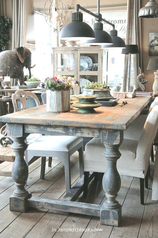37 Timeless Farmhouse Dining Room Einfach bezaubernde