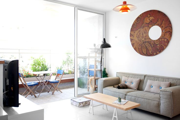 Israel Apartment by Kid & Coe - DECOmyplace