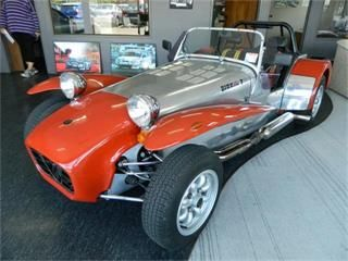 Lotus 7 Race Car 3 Red 1991 for Sale - Autotrader New Zealand