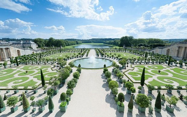 Imagini pentru versailles gardens