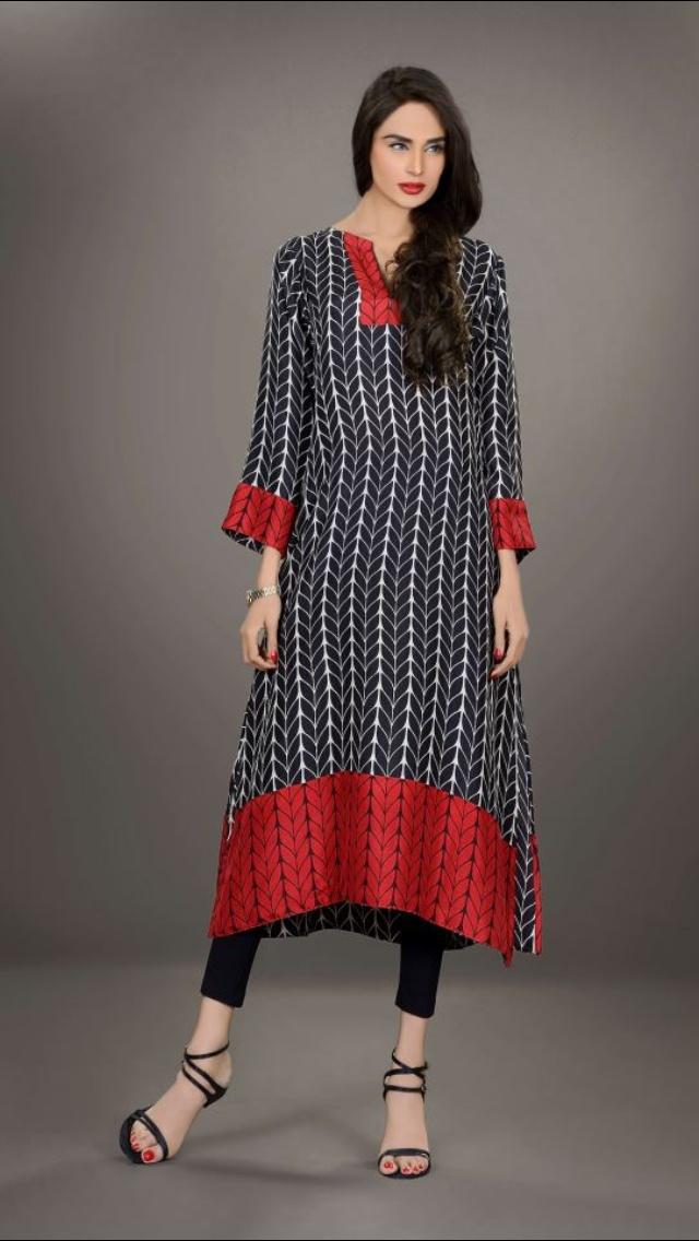 Pakistani fashion #kurti