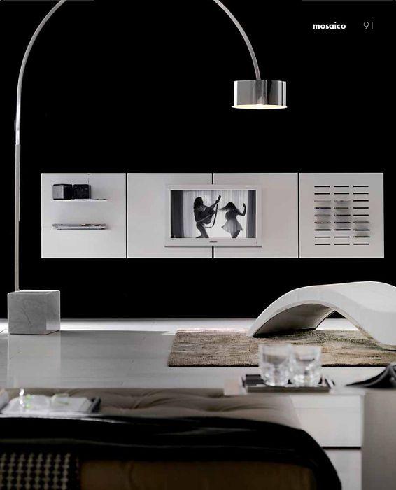 Originální designový nábytek do obývacího pokoje od Cattelan Italia. Kompletní nabídku naleznete zde: http://www.saloncardinal.com/galerie-obyvaci-pokoje-8dd