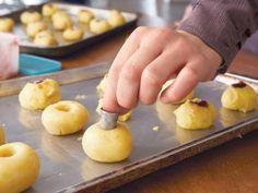 Amish Thimble Cookies