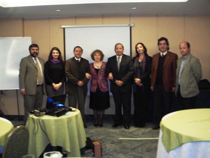 Grupo de alumnos mayo 2011