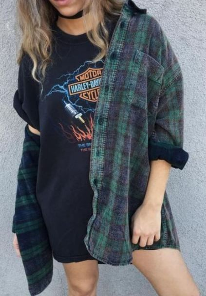 15 Cozy Outfits With Flannels You Need To Copy – Mark Haroun