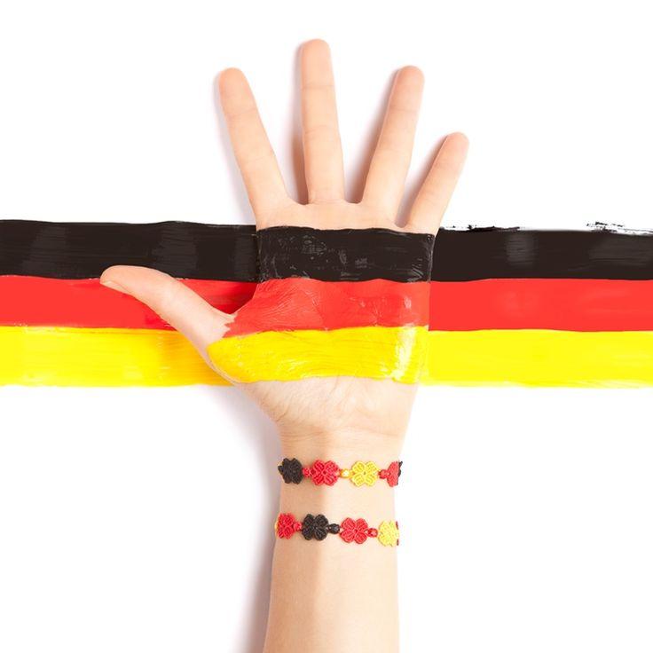 #cruciani #armband #wm2014 www.armband-cruciani.de