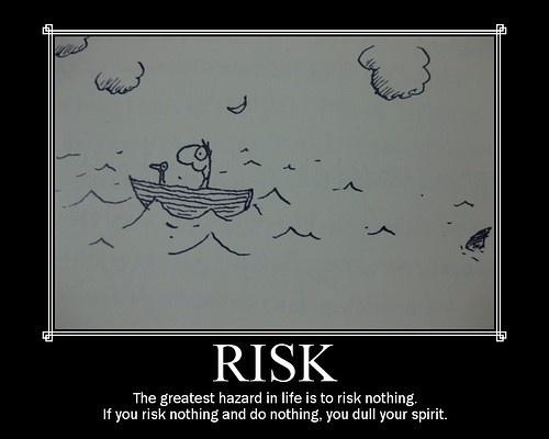Michael Leunig - Risk